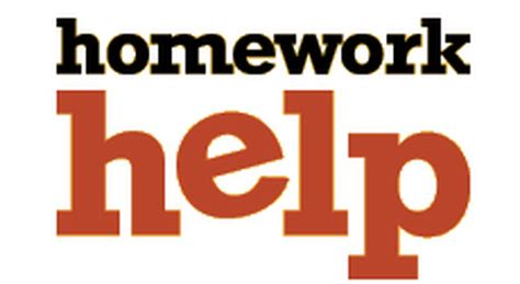 Homework help ask questions